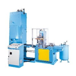 Automatic-Square-End-Lining-Drying-Machine