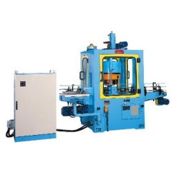 Automatic-Vertical-Flanging-Machine