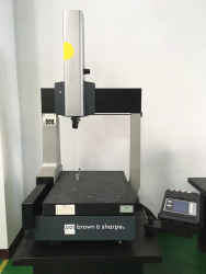 BROWNSHARP-COORDINATE-MEASURING-MACHINE