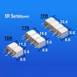 BandPass-Helical-Filter-5R-Series