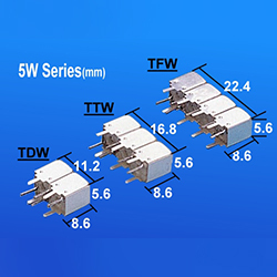 BandPass-Helical-Filter-5W-Series