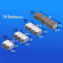 BandPass-Helical-Filter-7H-Series