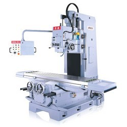 Bed-Type-Vertical-Boring--Milling-Machine--