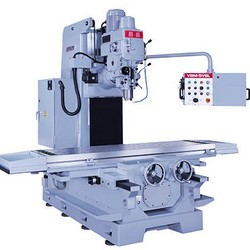 Bed-Type-Vertical-Boring--Milling-Machine