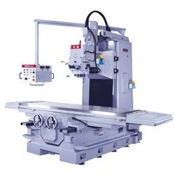 Bed Type Vertical Boring & Milling Machine