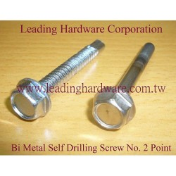Bi-Metal-Self-drilling-Screw