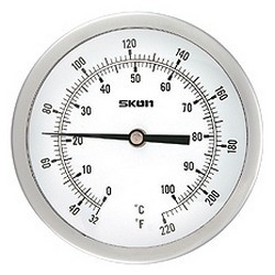Bi-Metal-Thermometer