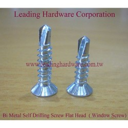 Bi-Metal-Window-Screw