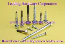 Bi-metal-screw-