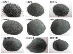 Black-SIC-grains-for-sandblasting,-polishing