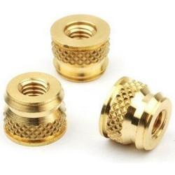 Brass-inserts
