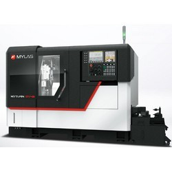 CNC Gang Tools Turning Center