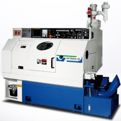 CNC-Heavy-Duty-Box-Way-Turning-Center