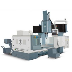 CNC-High-Precision-Double-Column-Machining-Center