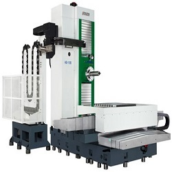 CNC-Horizontal-Boring--Milling-Machine