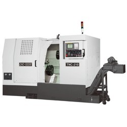 CNC-Lathe-Single-Spindle---Twin-Turret