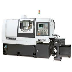 CNC-Multi-Axes-Lathe