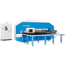 CNC Servo-Hydraulic Punch