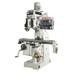 CNC-Vertical-Milling-Machine
