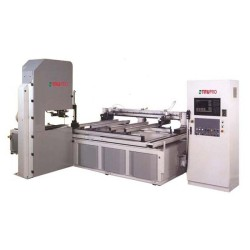 CNC Wood Band Saw