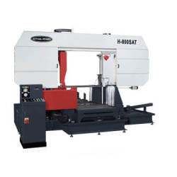 COLUMN-TYPE-SEMI-AUTOMATIC-HEAVY-DUTY-BAND-SAW