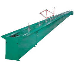 COMPLETE BICYCLE ASSEMBLING CONVEYOR