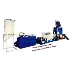 CaCO3 COMPOUND PELLETIZING LINE