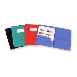 Clear-File-Pocket-Normal-Solid-Color