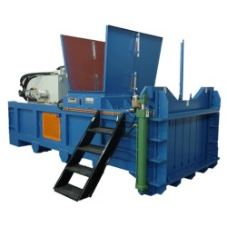 Close-End-Automatic-Baling-Press