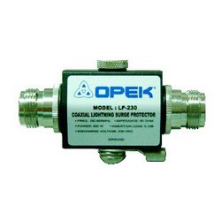 Coaxial-lightning-surge-Protector