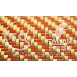 Colored-Aramid-Fabric