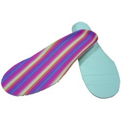 Colorful-Stripes-Insole