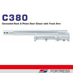 Concealed-Rack-Pinion-Door-Closer-with-Track-Arm