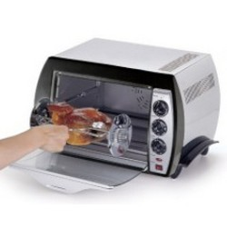 Convection-Oven-with-Rotisserie