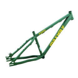 Cr-Mo Dirt Jumper Frame