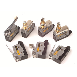 D Compact Enclosed Limit Switches