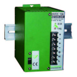 360W Single Output DIN-Rail-Power Supply