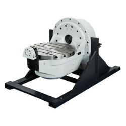 Direct-Drive-High-Speed-Rotary-Table