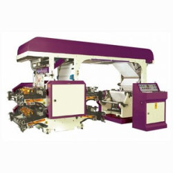 Doctor-Blade-Type-Flexographic-Printing-Machine