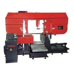 Double-Column-Semi-Auto-Bandsaw