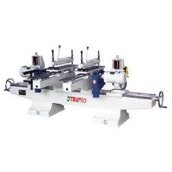 Double Ended Circular Saw Machine