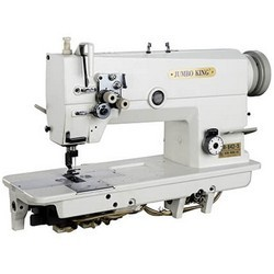Double-Needle-Flatbed-Sewing-Machine