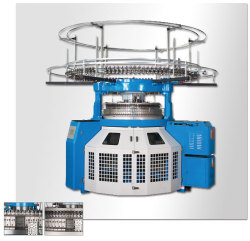 Double-Rib-Circular-Knitting-Machine