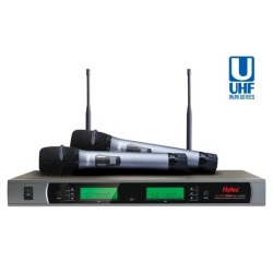 Dual-Channel-Wireless-Microphone