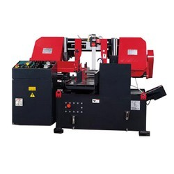 Dual-Column-Automatic-Metal-Cutting-Band-Saw