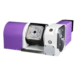 Dual-axis-NC-Tilting-Rotary-Table