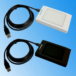 Dual-frequency-desktop-RFID-USB-card-reader