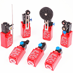 EDR-series Safety Limit Switches with Reset