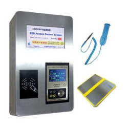 ESD Personnel Anti-static Detection And Access Control System