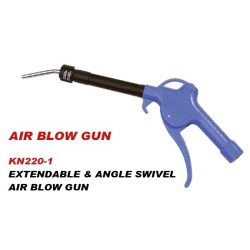 EXTENDABLE & ANGLE SWIVEL AIR BLOW GUN